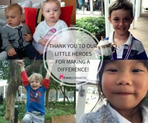 Little Heroes March 4